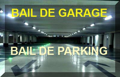 Modele de bail civil - Contrat de location emplacement de parking ...