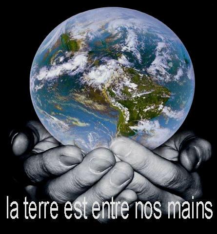 * Message universel dans Au fil des ans terre-entre-nos-mains